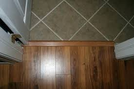 Flooring Transition Strips Wood To Tile by Floor Transition Strips Smartcore Ultra 138in X 94in Tivoli