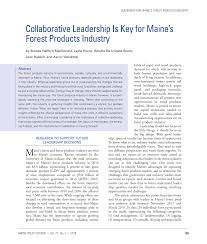 100 Truck Driving Schools In Maine PDF Collaborative Leadership Is Key For S Forest