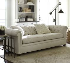 Pottery Barn Charleston Sofa Dimensions by Best Image Of Pottery Barn Sleeper Sofa All Can Download All