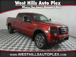 Pre-Owned 2014 Ford F-150 FX4 4WD SuperCrew 145