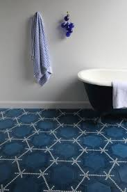 navy blue bathroom floor tiles ideas and pictures blue floor tile