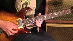 Derek Trucks Style Lick - Without Slide - YouTube