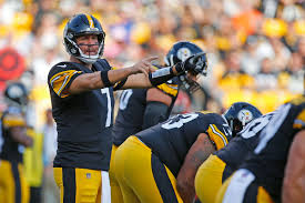 Steelers Behind The Steel Curtain by Steelers News Offensive Line The Main Reason For Ben