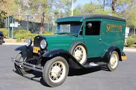 100 Panel Trucks 1930 Ford Model A Delivery Truck