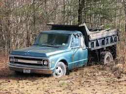 100 Chevy Dump Trucks A 1969 CHEVY DUMP TRUCK IN FEB 2010 Nice Old Truck RICHIE W
