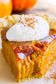 Keeping Pumpkin Pie From Cracking by Crème Brulée Pumpkin Pie The Food Charlatan