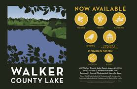 Walker County Lake Gets A New Look