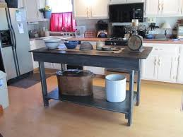 chic primitive kitchen island ideas with antique kitchen scales