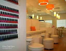 Nail Spa Salon Design Best Picture Interior For