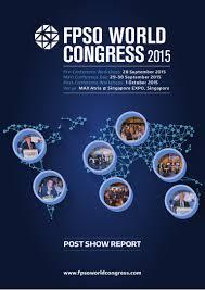 Dresser Rand Singapore Jobs by Fpso 2015 Psr Final