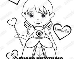 PRINTABLE Personalized Whimsical Wonderland Queen Of Hearts Birthday Party Favor Childrens Coloring Page Activity PDF Or