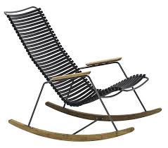 Click Rocking Chair - / Plastic & Bamboo Black By Houe | Made In ... Danish Modern Rocking Chair By Georg Jsen For Kubus Vintage Rocking Chair Design Market Value Of A Style Midmod Thriftyfun Soren J16 Normann Cophagen Era Low Cheap Find Vitra Eames Rar Heals Swan Stock Photo Picture And Royalty Free Image Nybro Lt Grey House Nordic Buy Online At Monoqi Ce Wk Ws 06 Amarelo Nautica Chairs Will Rock Your World