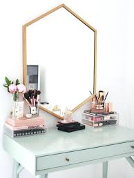 White Makeup Desk With Lights by Makeup Table Without Mirror U2013 Vinofestdc Com