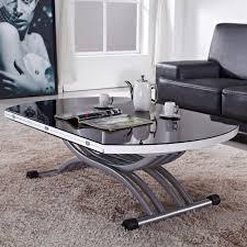 table basse transformable en table a manger spitpod