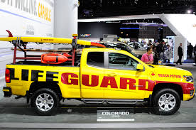 2015 Chevrolet Colorado Show Truck Ready For Lifeguard Duty - 2013 ...