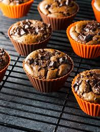 Cake Mix And Pumpkin Puree Muffins by Paleo Double Chocolate Pumpkin Muffins Detoxinista