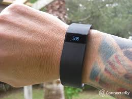 Fitbit Floors Climbed Error by Reviewed Fitbit Charge Connectedly