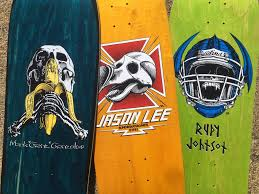 Tony Hawk Reissue Skate Deck by Behind The Boards A Look At The Blind Skateboards Heritage Re