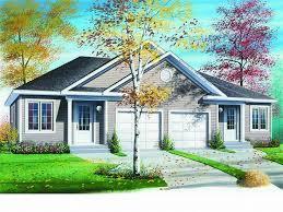 One Level House Floor Plans Colors Duplex Floor Plans U0026 Duplex House Plans The House Plan Shop