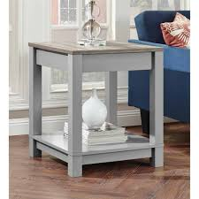 Walmart Living Room Furniture by Better Homes And Gardens Langley Bay End Table Multiple Colors