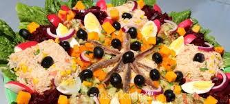 cuisine du maroc cuisine du maroc recette facile de salade composée