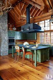 ideas brilliant cabin kitchens log cabin kitchen rustic kitchen