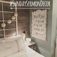 Im Excited To Kick Off The Week With A Brand New Hashtag Sundaysermondecor Oooooo This Will Feature All Things That Remind You Of