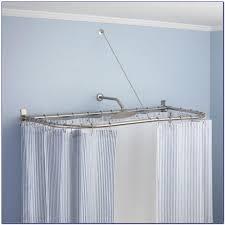 Menards Window Curtain Rods by Menards Shower Curtain Rods Eyelet Curtain Curtain Ideas