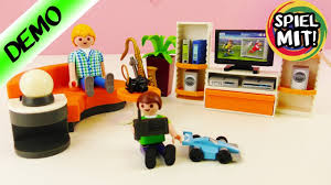 playmobil wohnzimmer city für das moderne wohnhaus demo