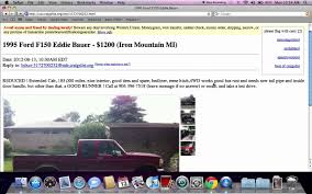 Craigslist Upper Peninsula Michigan Used Cars And Trucks - Best ... Charming Used Cars For Sale From Owner Photos Classic Ideas Famous Craigslist Albany By Pictures Inspiration Yakima And Trucks By Ford Panama Port Arthur Texas Under 2000 7 Smart Places To Find Food Willys Ewillys Page 10 Fniture Marvelous Phoenix Az Best Dump Truck Toddler Bed Together With Unique For On In Va Mania