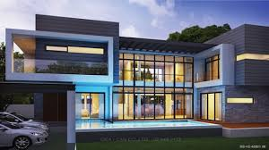 100 Modern Thai House Design Architecture Beautiful Plans New