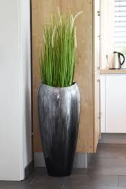 pflanzkübel pflanzgefäß exklusiv deluxe schwarz silber