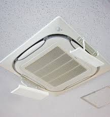 Ceiling Ac Vent Deflectors by Japanese Air Deflector Adjustable To Wall Mounted Air Conditioner