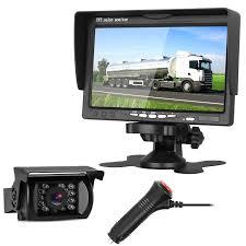 100 Rear Camera For Truck Amazoncom LeeKooLuu Backup System For RVSUVPickup