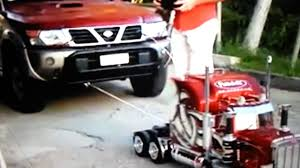 Strongest Rc Truck In The World - YouTube