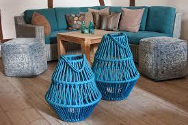 möbel im boho style interior trends rattan petrak