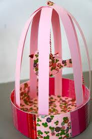 Bird Cage Craft Ideas