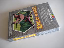 Halloween Atari 2600 Reproduction by Sold Condor Attack Ultravision Ntsc Cib Halloween Cib Black
