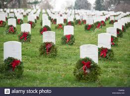 Memorial Day Graveside Decorations by Arlington National Cemetery Wreaths Stock Photos U0026 Arlington