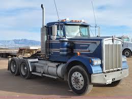100 Kenworth Semi Trucks 1990 W900 Semi Truck Item G7157 SOLD February