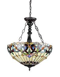 Tiffany Style Lamp Shades by Chloe Lighting Ch33353vr18 Uh3 Serenity Tiffany Style Victorian 3