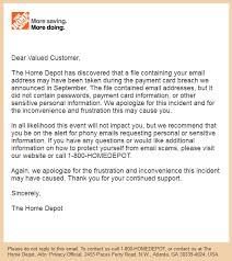 Home Depot s Continued Crisis Management