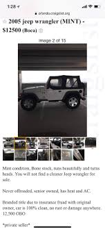 Let Me Know What You Think About This TJ | Jeep Wrangler TJ Forum