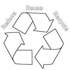 Exceptional Reduce Reuse Recycle Coloring Pages At Inspirational Article