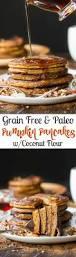 Easy Healthy Pumpkin Pancake Recipe by Paleo Pumpkin Pancakes The Paleo Running Momma