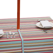 Patio Tablecloth With Umbrella Hole by Wholesale Warm Summer Umbrella Tablecloth U2013 Dii Design Imports