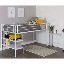 Loft Beds Desks Full Size Plans Twin New Used