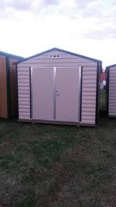 Storage Sheds Leland Nc by Repo Storage Buildings For Sale In Nc Hometown Sheds Lincolnton