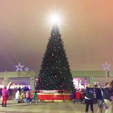 Downtown Is Getting LIT Christmas Tree Lighting Ceremony Movie