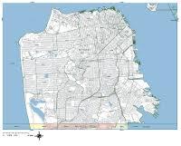 San Francisco Zip Code Map